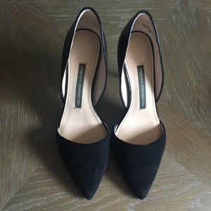 French Connection Elvia d'Orsay Pump